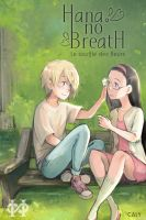 Couverture Hana no Breath tome 1 - version web by caly-graphie