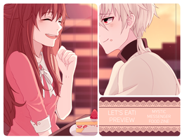 Let's Eat!: Preview by hynorin