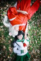 INUYASHA: together with you by MoonsVeil