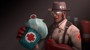 SFM Poster: The Gift by PatrickJr