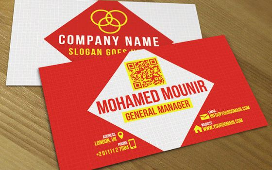 Multipurpose Business Card 7 by mmounirf