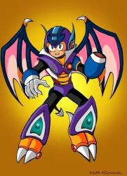 Mega Man Get Equipped With... by Gamemusicfreak
