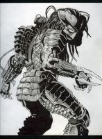 Predator the Hunter by hammer-fall
