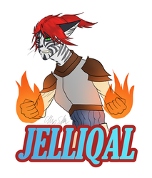 Jelliqal Badge by SquareZer0