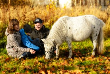 family and horse - 2017 by rivkin-nn