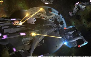 Eating a Dreadnought for Breakfast by Euderion