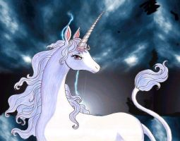 She's the last Unicorn by Neri-chan