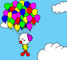 Death by Balloons by dasphyrr