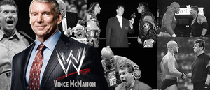 WRESTLING BANNERS: 1. Vince McMahon by CreamCrazy