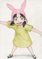 Bob's Burgers, Louise by rabbs