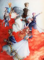 The Epos - Lament of the Light by CutiePei-Mei