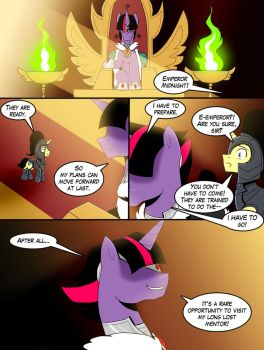 MLP Descendants - Ch1 - Page 01 by Yula568