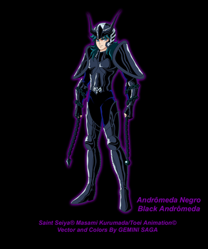 Black Andromeda by Geminisaga06