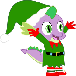 Spike the Elf by OneRadicalDude