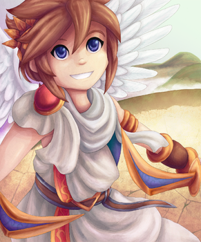 Theunspokenprophet 411 68 The Little Warrior By Lady Of Link