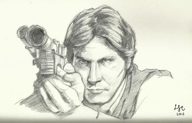 Han Solo by alternativejunkie