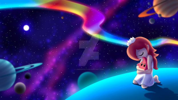 All Alone But Together (2) - Now With Rainbow Road by JIMENOPOLIX