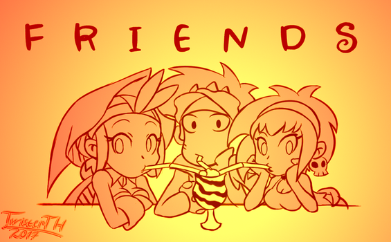 Friends - V1 by TwisterTH
