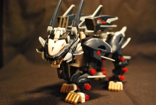 Metal Liger Jager Unit I. by animeartist2007