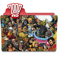 2000 AD by DCTrad
