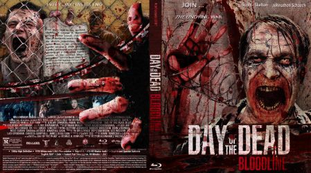 Day of the Dead-Bloodline by imacmaniac