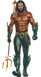 Aquaman Transparent Background by Gasa979