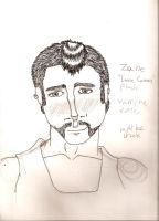 Zane the Loose cannon by ArtticWitchica
