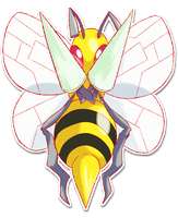015 Beedrill by SarahRichford