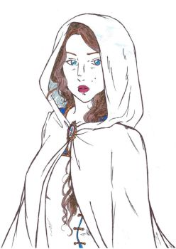 The Cloak and Broach by Kysra