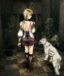 Haunting Ground Fiona Hewei by lonelymori
