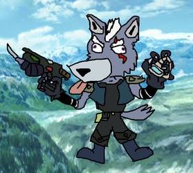 Bring Wolf back by valkiriforce