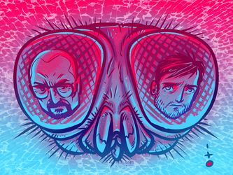 Breaking Bad. Fly by petipoa