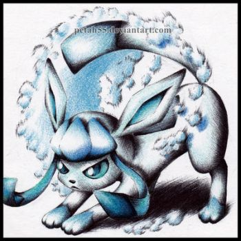 Glaceon by Petah55