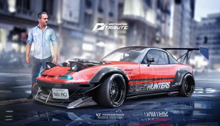 Speedhunters Need for speed tribute Alex and Phil by yasiddesign