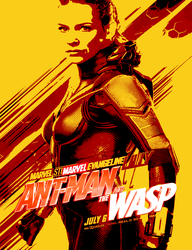 August Avengers #20.3 - Antman and the Wasp (2018) by JMK-Prime