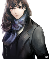 Miss Sherlock by boxno