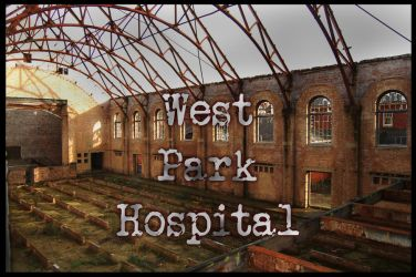 West Part Mental Asylum by KellyJane