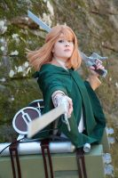 Self Defense by Foxy-Cosplay