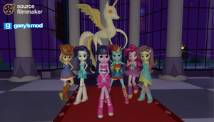 [DL] EG: Mane 6 Promo version by Stefano96