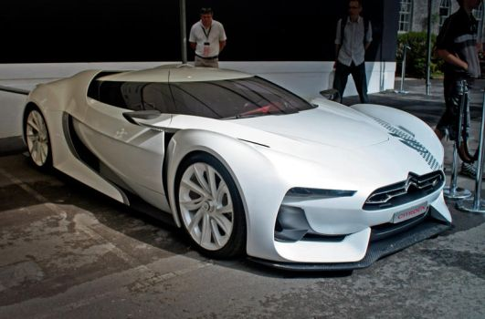 Citroen GT by smevcars