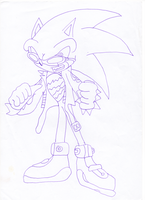 Scourge the Hedgehog by LiJacob888