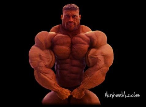Big Arms by MorphedMuscle