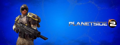 PlanetSide 2 NC Wallpaper by haywire7