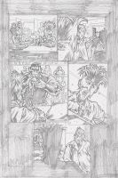 AWU Page 9 Pencils by KurtBelcher1