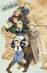 APH: Geographic by ryounkura