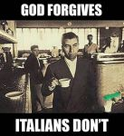 God Forgives Italians Don't  by R101D