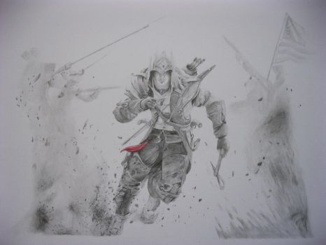 Assassin's creed 3 by Yurectroll