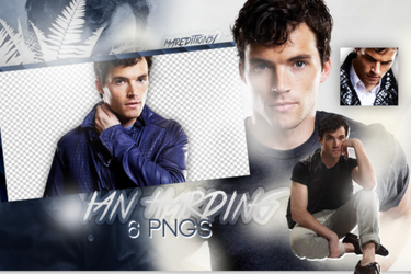 #PACK PNG# Ian Harding. by MarEditions1