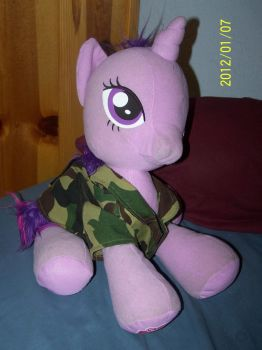 My Little Twilight Plushie LIKE A BOSS! 2 by coonk9