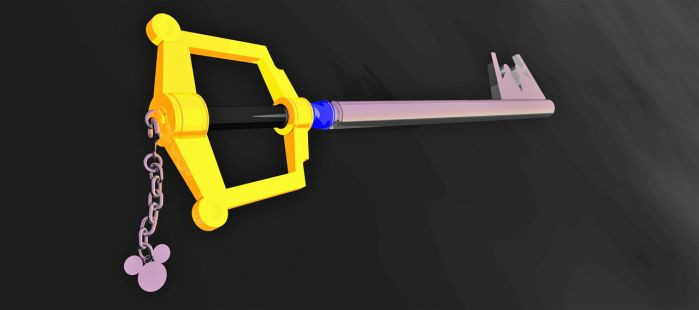 Keyblade by edonim